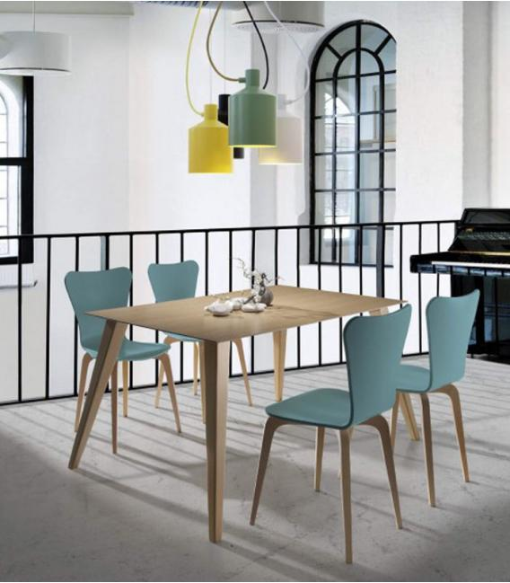 Mesa de comedor fija modelo 297 de ALMOSA