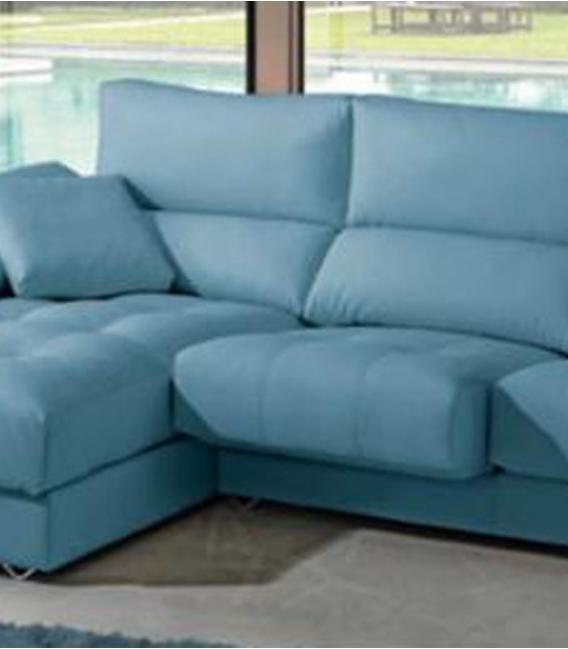 Sofá chaise longue de DIVANI