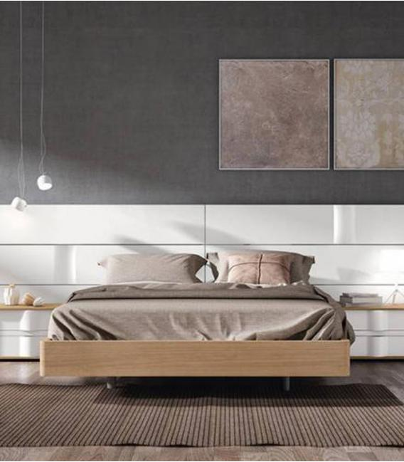 Dormitorio de matrimonio Marea de Mesegue