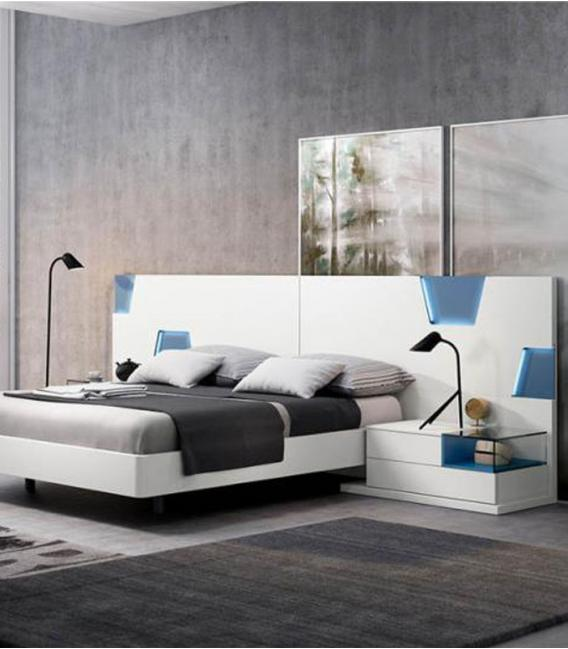 Dormitorio de matrimonio Urban Cobalto de Mesegue