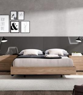 Dormitorio de matrimonio Urban Olmo