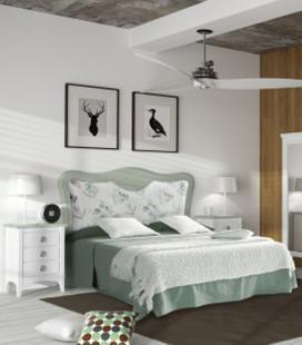 Dormitorio de matrimonio ROMANTIC 03