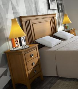 Dormitorio de matrimonio ROMANTIC 01