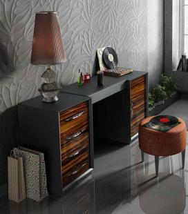 Tocador con puerta y cajones Franco Furniture