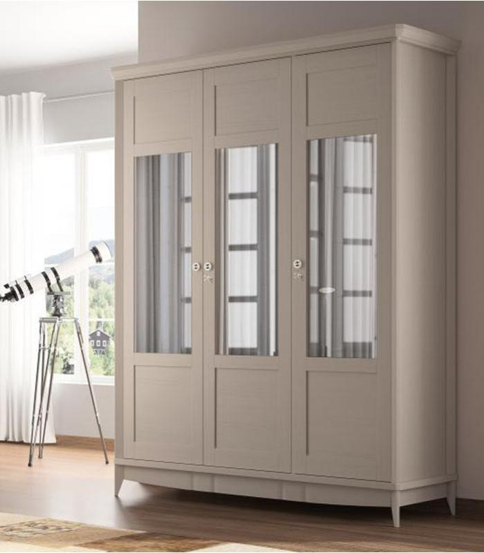 Armario puertas abatibles garbo 05 de elizana - Armarios con puertas abatibles ...