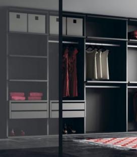 Armario vestidor modelo 50 serie NO LIMITS de JJP