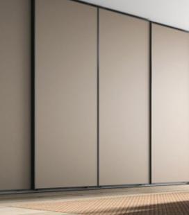 Armario puertas correderas 1 plafon serie NO LIMITS de JJP