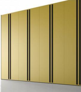 Armario puerta abatible modelo INTRO serie NO LIMITS de JJP