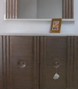 Recibidor 2 Puertas Brown