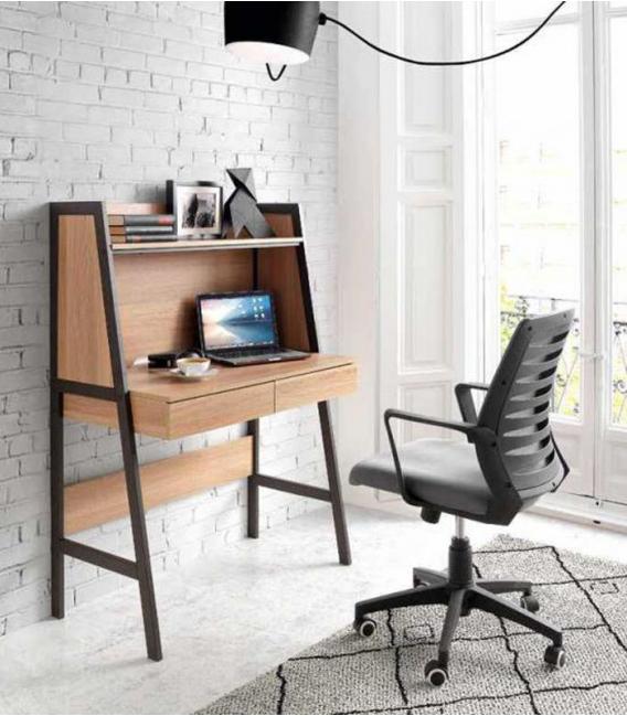 Mesa de escritorio modelo 74511 de Hispanohogar