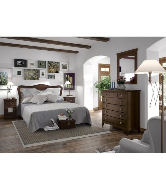Ambiente de dormitorio matrimonio romantic 04 de elizana - Ambientes de dormitorios ...