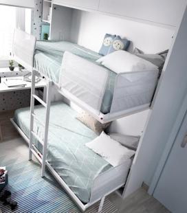 Cabezal abatible para camas horizontales de Rimobel