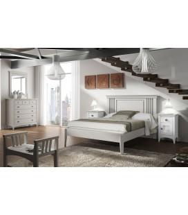 Ambiente de dormitorio matrimonio modelo ROMANTIC - 06