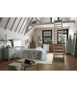 Ambiente de dormitorio matrimonio modelo ROMANTIC - 10