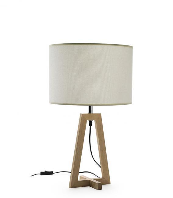 Lámpara de mesa o de pie T-729
