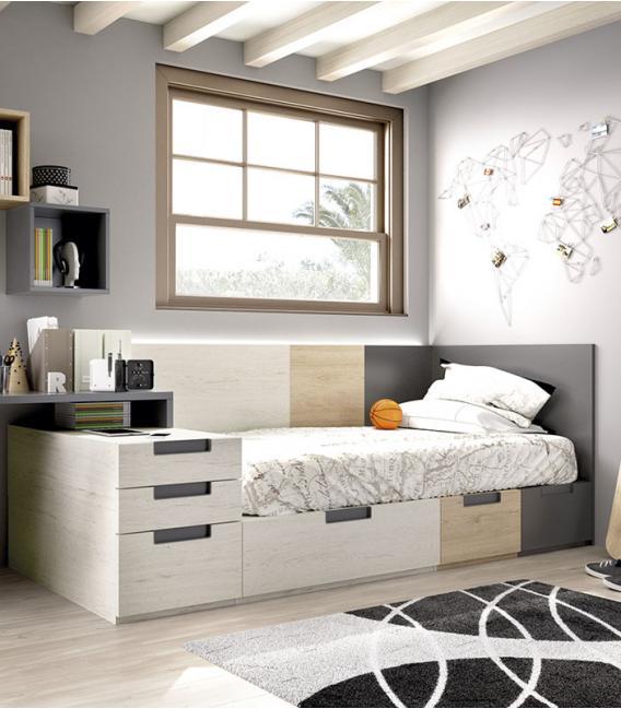 Habitación juvenil H501