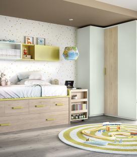 Habitación Juvenil Composición H119