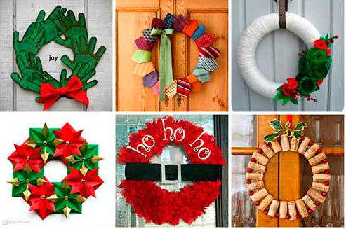 Adornos navide os hechos a mano - Ideas adornos navidenos ...