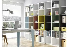 Estanterias y librerias para salon