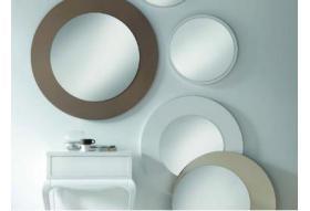 Muebles auxiliares y recibidor mueblesleandro for Ofertas espejos decorativos