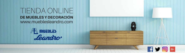 Muebles Leandro: Tienda Online de muebles y decoración